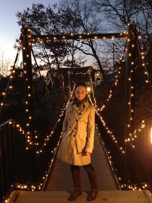 me and lights