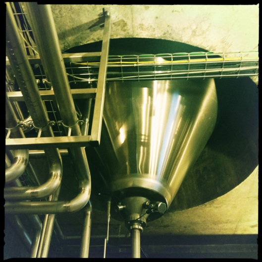 fermenting tank