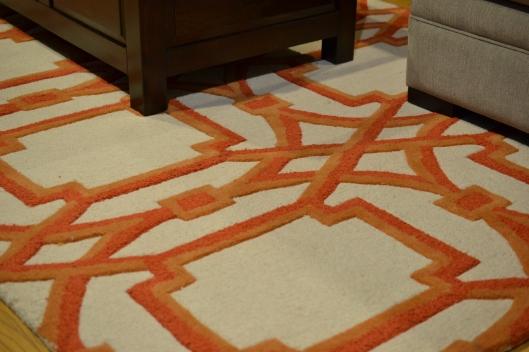 orange rug detail 1