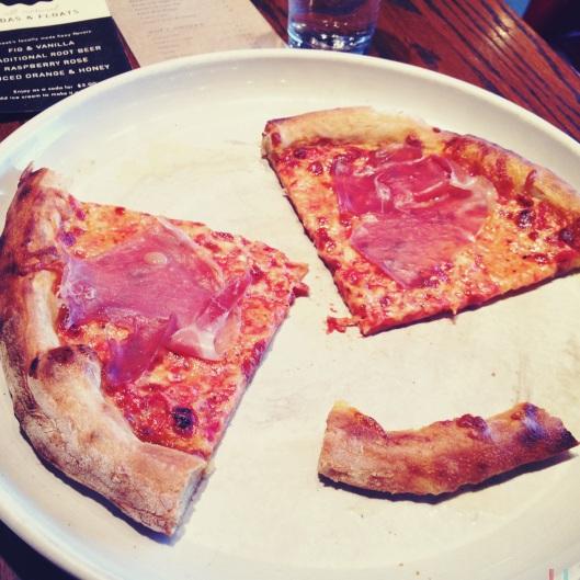 pizza eaten