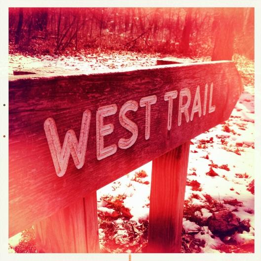 west trail
